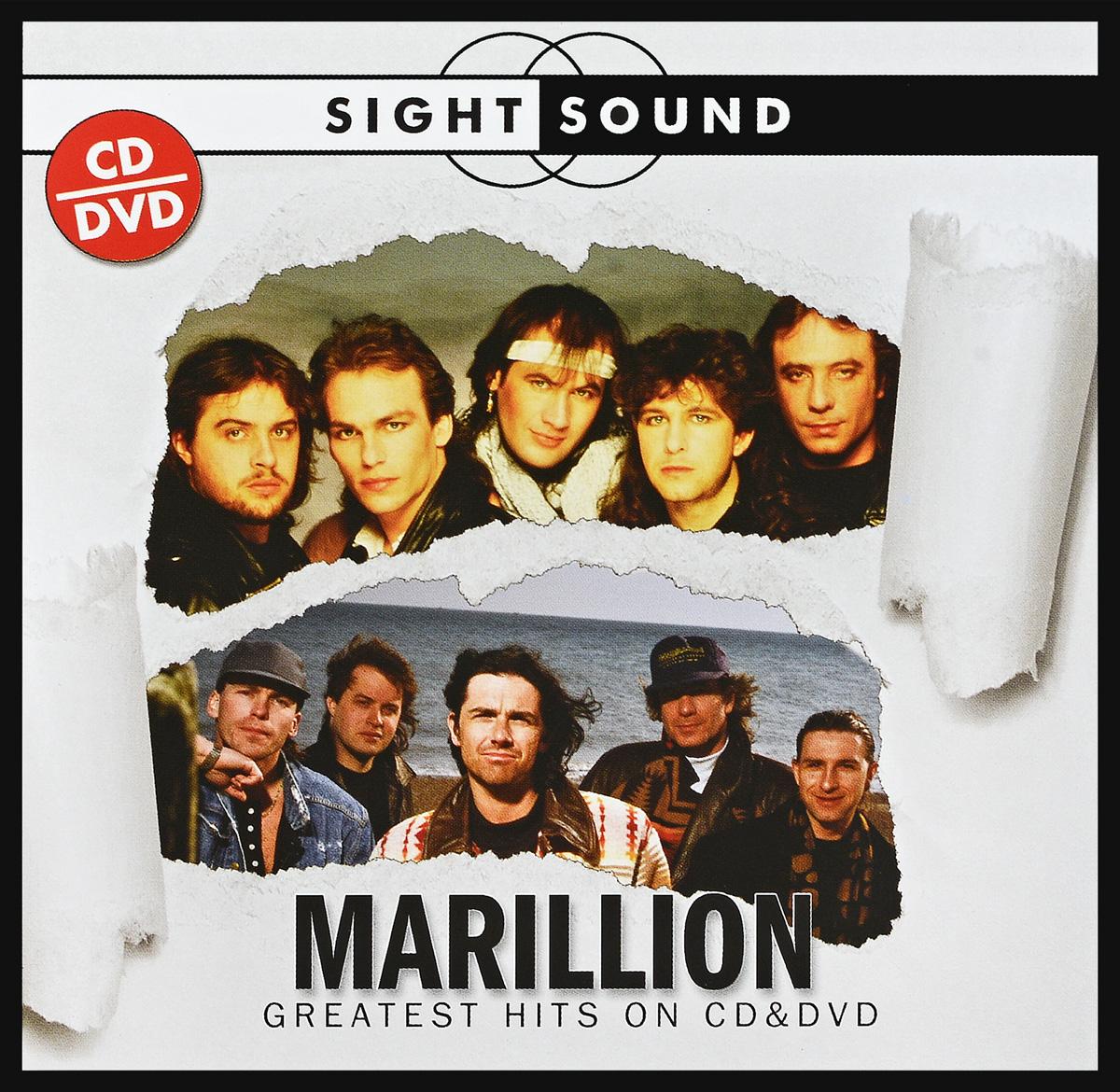 Marillion Marillion. Greatest Hits On CD & DVD (CD + DVD) цена