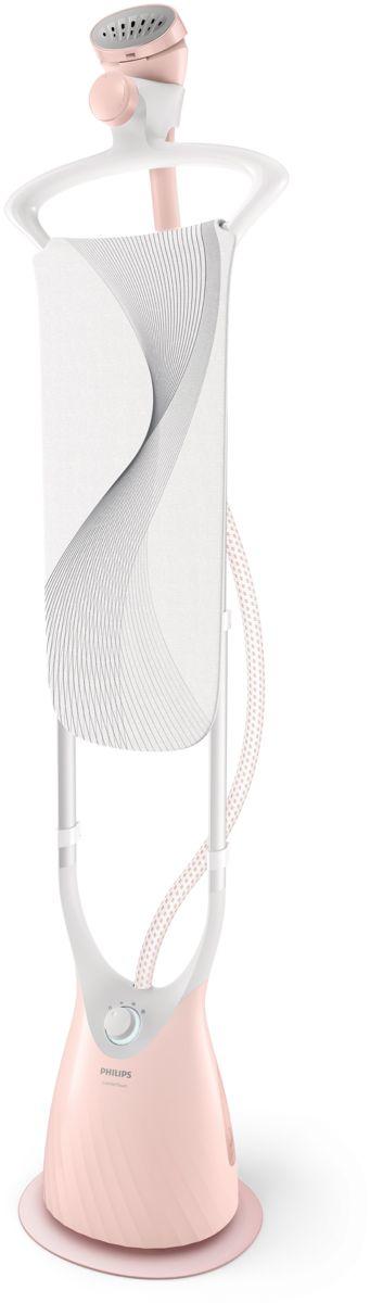 Philips GC552/40 вертикальный отпариватель для одежды отпариватель philips gc552 40 comforttouch