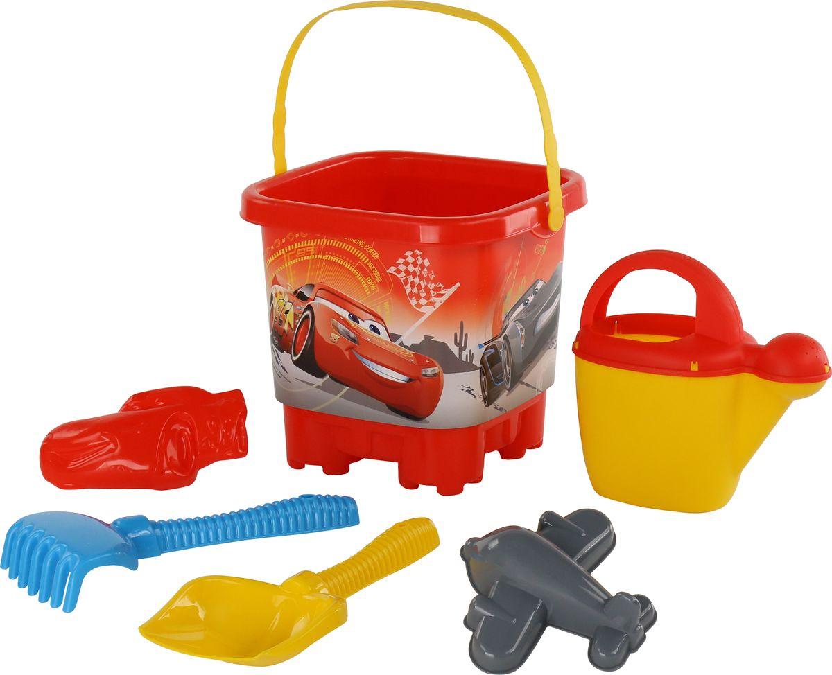 Disney / Pixar Набор игрушек для песочницы Тачки №31, цвет в ассортименте