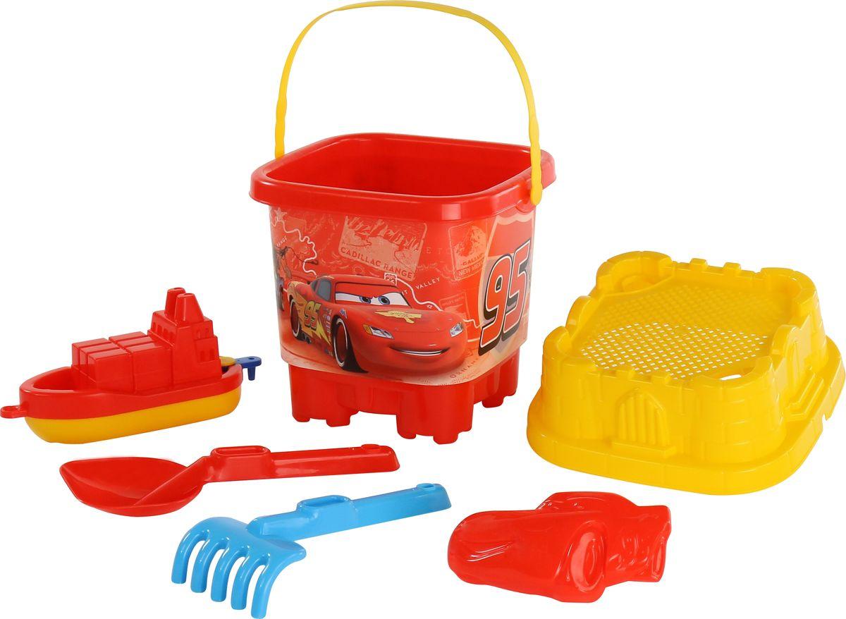 Disney / Pixar Набор игрушек для песочницы Тачки №32, цвет в ассортименте