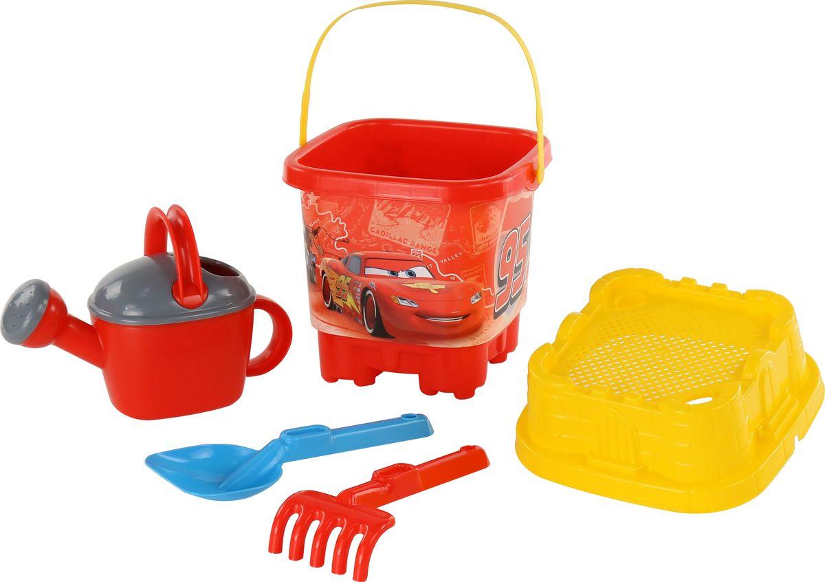 Disney / Pixar Набор игрушек для песочницы Тачки №33, цвет в ассортименте