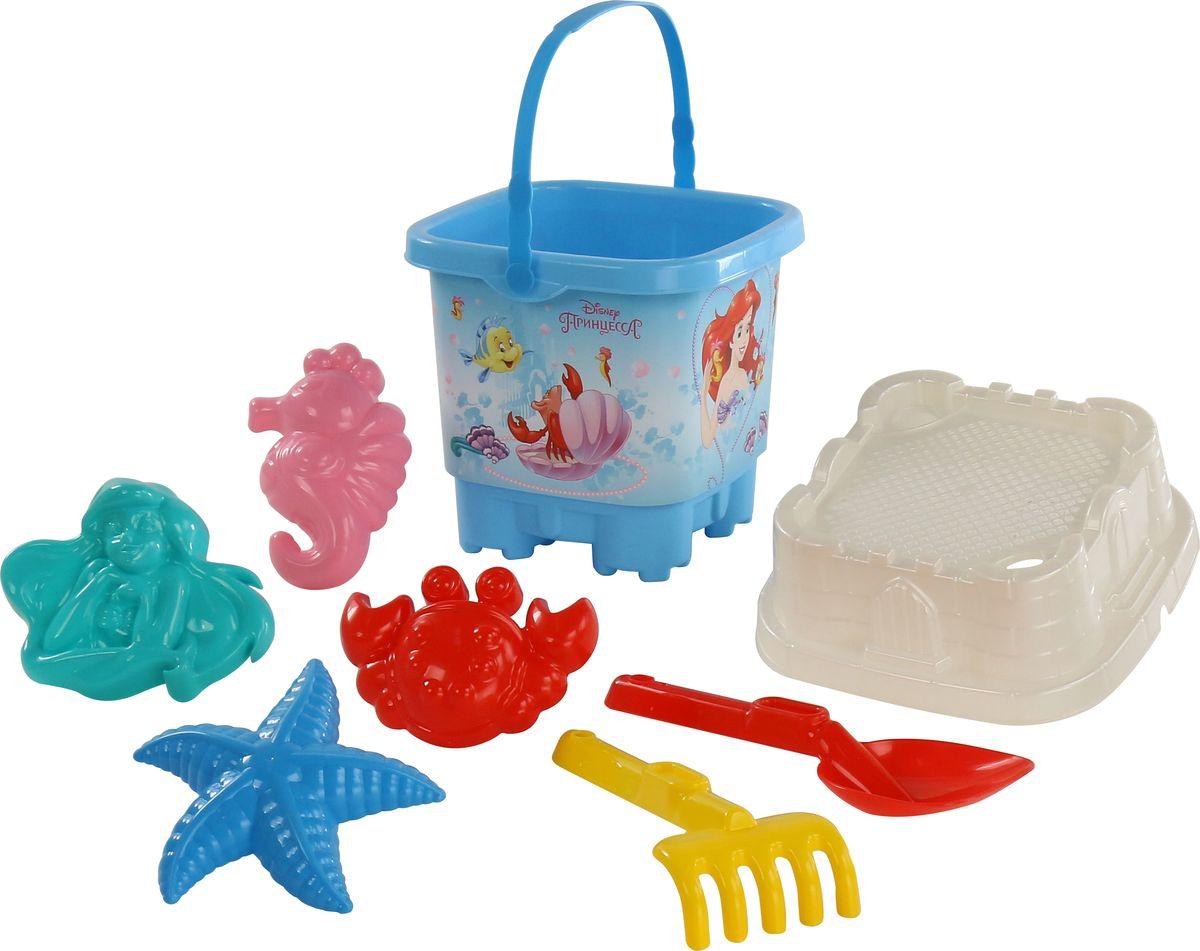 Disney Набор игрушек для песочницы Русалочка №9, цвет в ассортименте