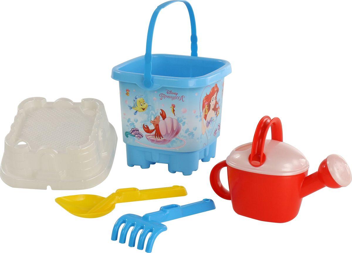 Disney Набор игрушек для песочницы Русалочка №10, цвет в ассортименте