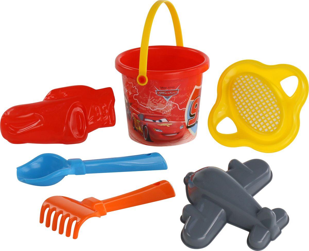 Disney / Pixar Набор игрушек для песочницы Тачки №3, цвет в ассортименте