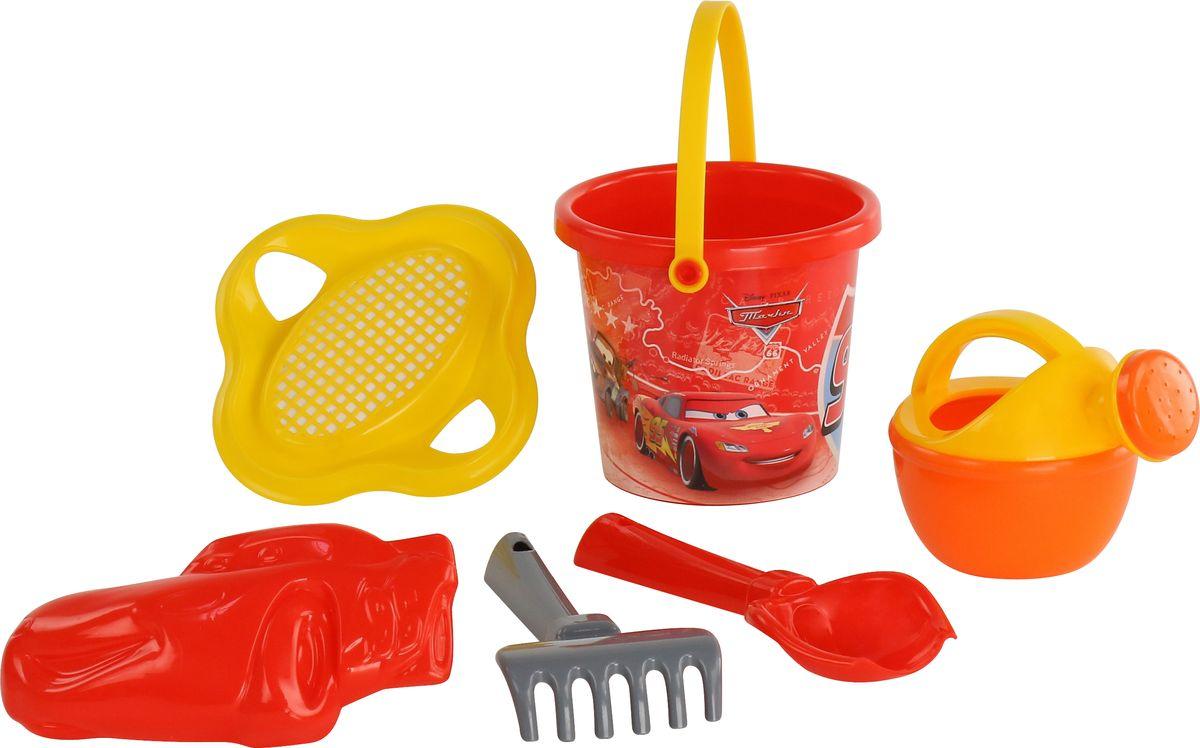 Disney / Pixar Набор игрушек для песочницы Тачки №4, цвет в ассортименте
