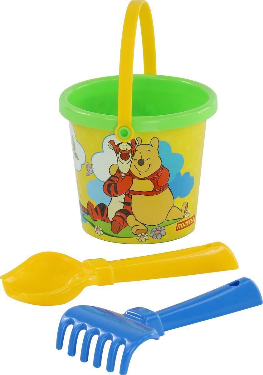 Disney Набор игрушек для песочницы Винни и его друзья №1, 3 предмета, цвет в ассортименте disney набор игрушек для песочницы винни и его друзья 4
