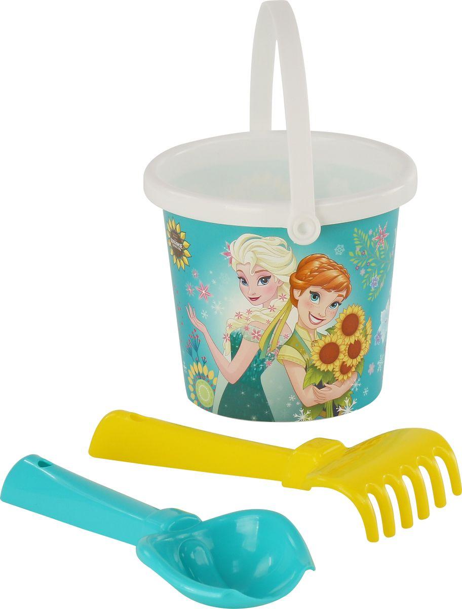 Disney Набор игрушек для песочницы Холодное сердце №1, цвет в ассортименте