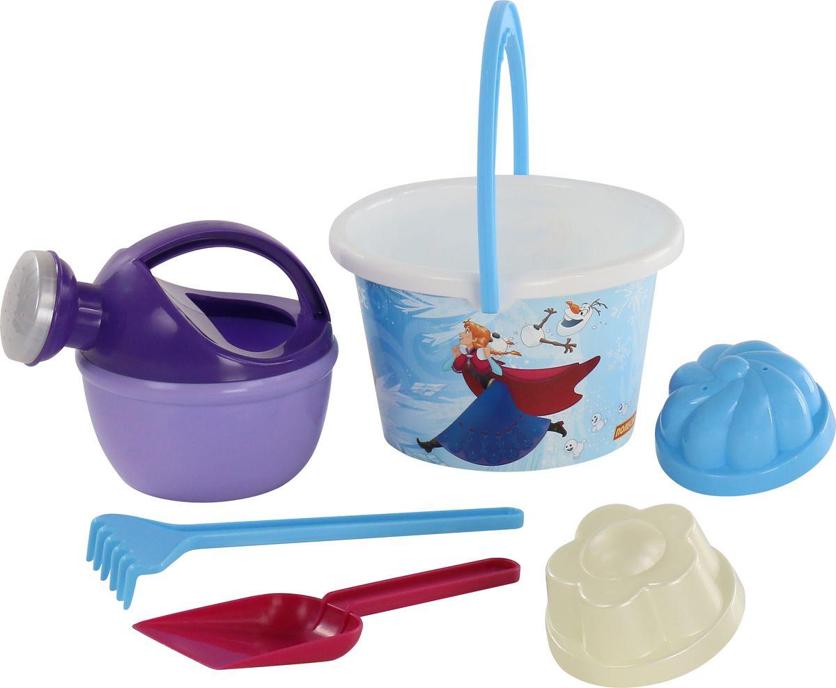 Disney Набор игрушек для песочницы Холодное сердце №8, цвет в ассортименте
