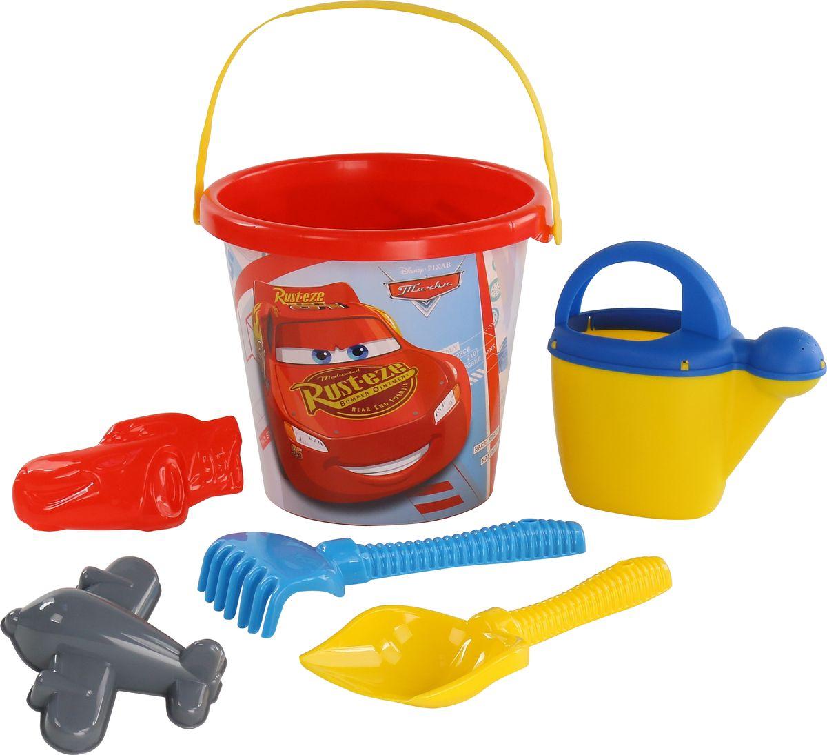 Disney / Pixar Набор игрушек для песочницы №25, цвет в ассортименте