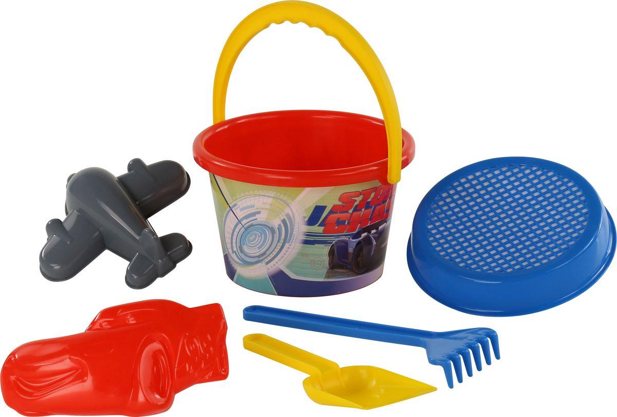 Disney / Pixar Набор игрушек для песочницы Тачки №11, цвет в ассортименте пенал росмэн disney pixar тачки лед 24968
