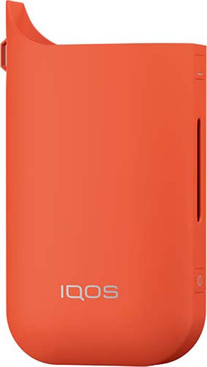 Фото - IQOS Чехол для электронной сигареты, цвет: оранжевый пластиковые чехлы для телефонов