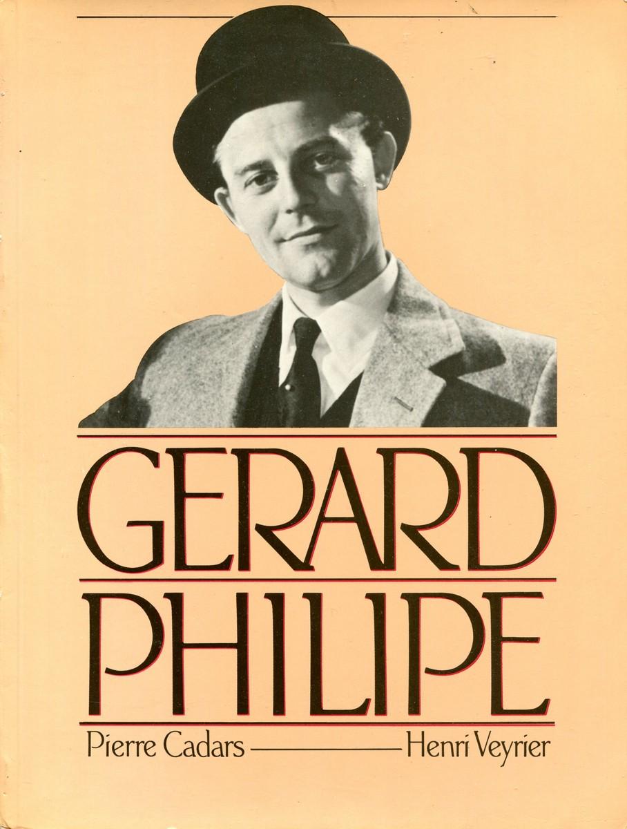 Pierre Cadars Gerard Philipe gerard way gerard way hesitant alien picture disc