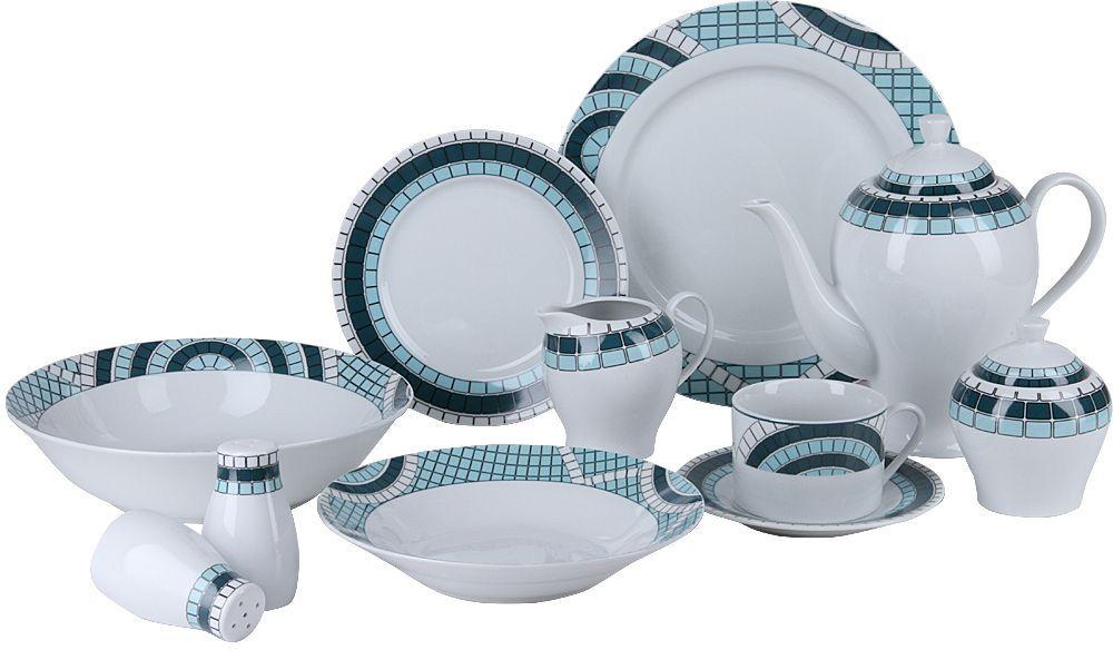 """Набор столовой посуды """"Rosenberg"""", 26 предметов. RPO-100015-26"""