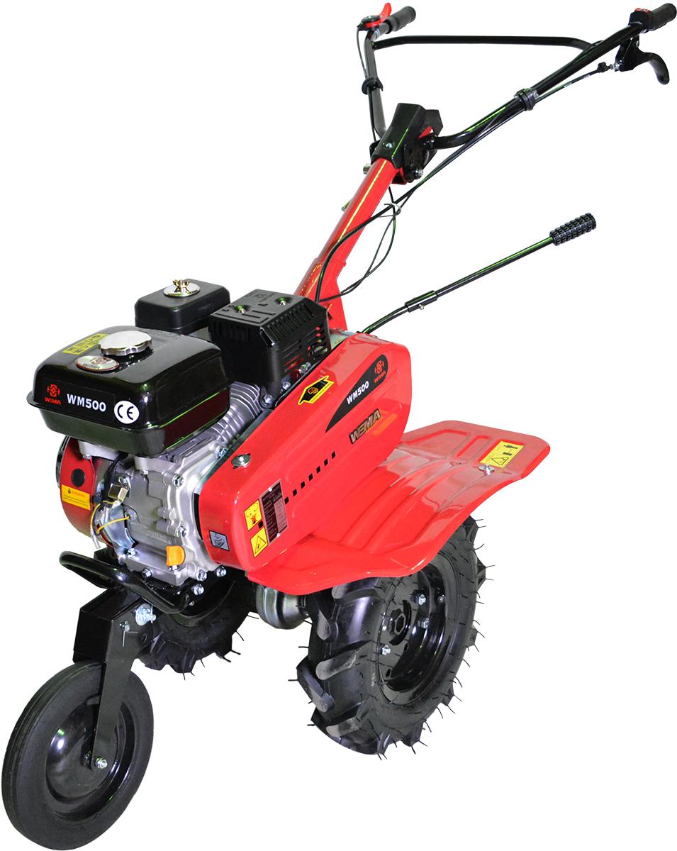 цена на Мотокультиватор Weima WM500 (168FB), цвет: красный