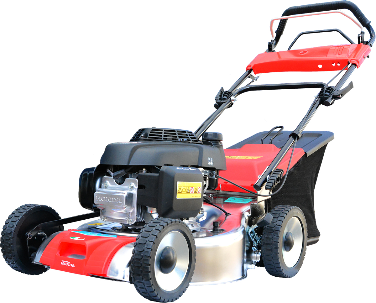 Газонокосилка MA.RI.NA. Systems MX-46 SH Honda GCV-140, цвет: серебристый газонокосилка ma ri na systems mx 46 sh honda gcv 160 цвет серебристый