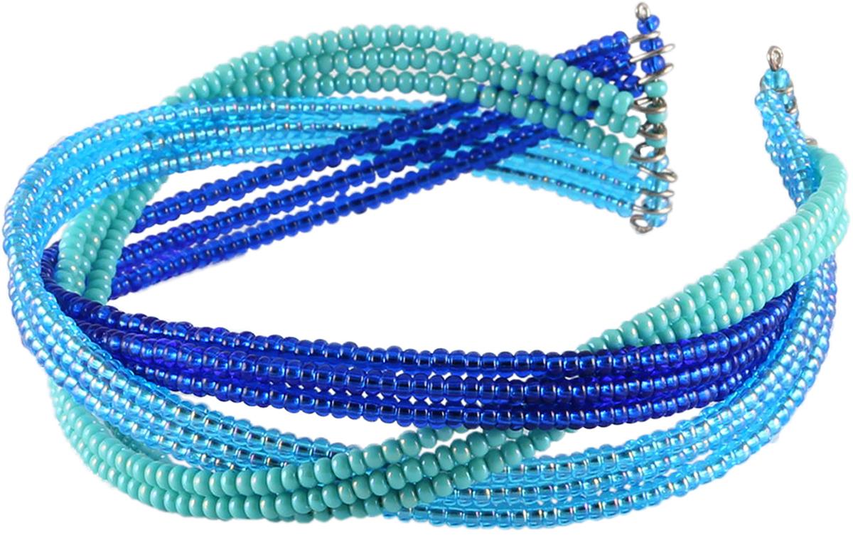 Набор для бисероплетения Hobby & Pro Pearl Браслет. Морская волна. 498866 набор для бисероплетения hobby