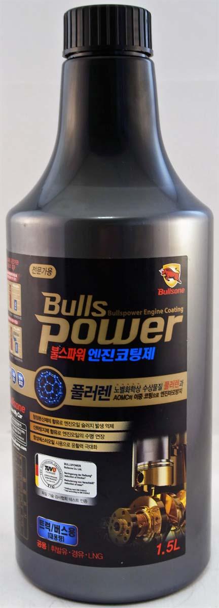 Присадка антифрикционная в моторное масло Bullsone, для всех типов двигателей, 1,5 л швейная машина brother jsl 18