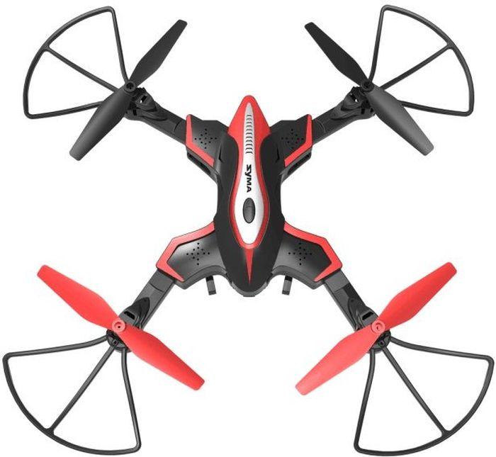 Syma Квадрокоптер X56W цвет черный радиоуправляемый квадрокоптер syma x5sw с трансляцией видео в режиме реального времени