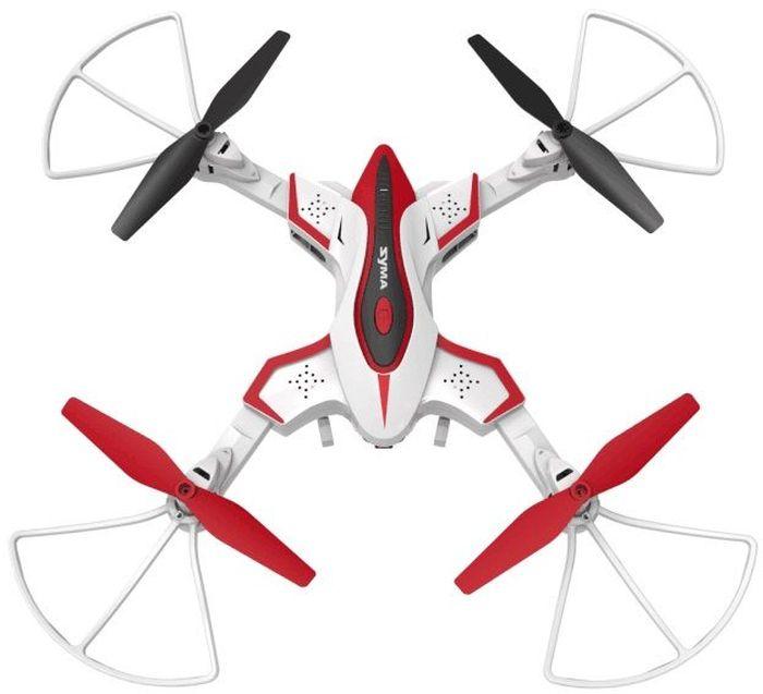 Syma Квадрокоптер X56W цвет белый радиоуправляемый квадрокоптер syma x5sw с трансляцией видео в режиме реального времени