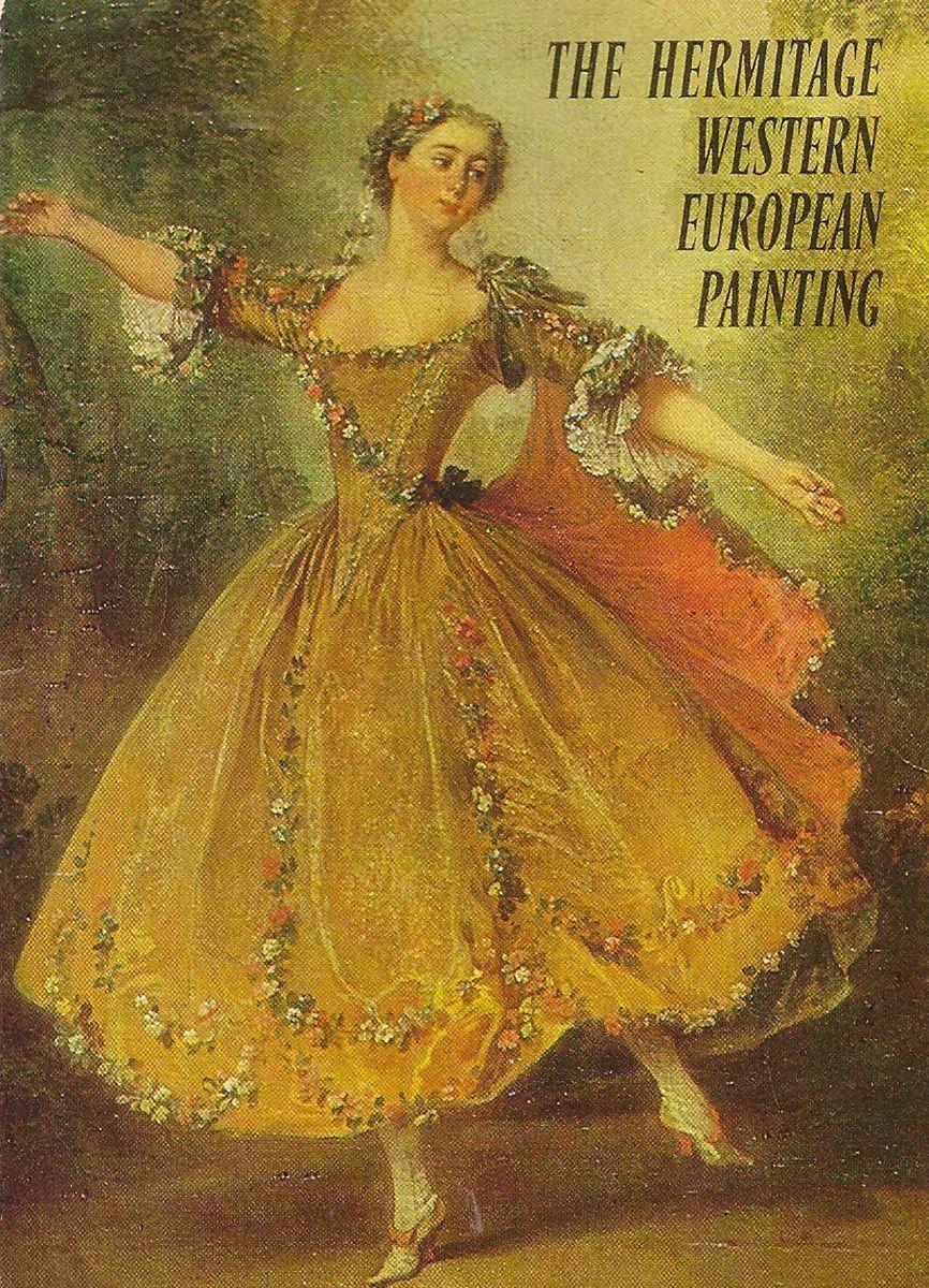 купить The Hermitage Western European / Западноевропейская живопись. Эрмитаж (набор из 16 открыток) онлайн