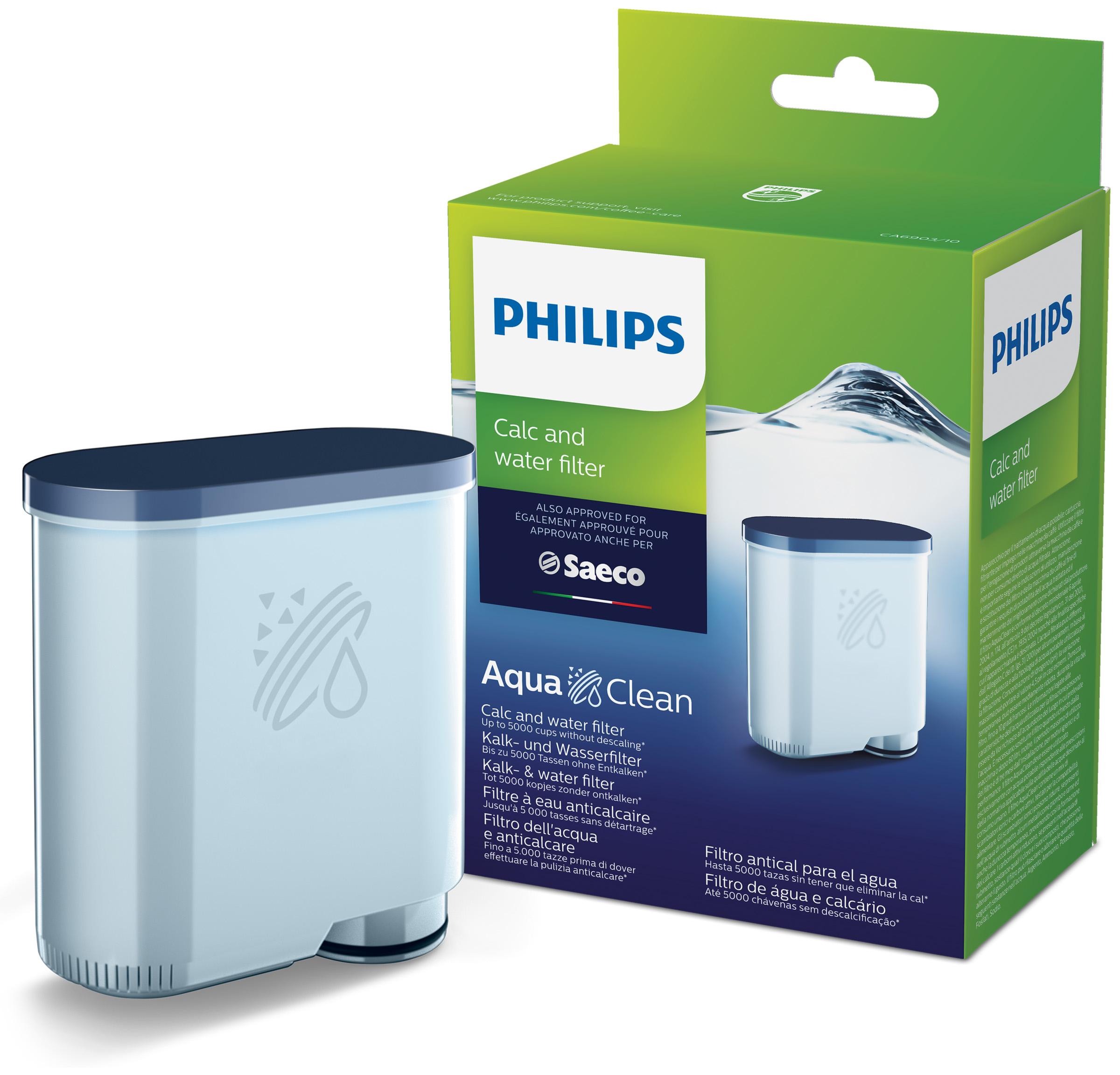Philips CA6903/10 AquaClean фильтр для воды для кофемашины