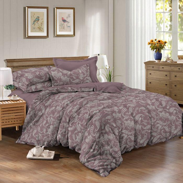 Комплект белья Soft Line, 1,5 спальный, наволочки 50x70. 06152 комплект белья soft line 2 спальный наволочки 50x70 06145