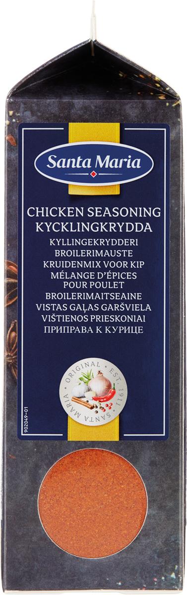 Santa Maria Приправа к курице, 650 г santa maria анис целый 390 г