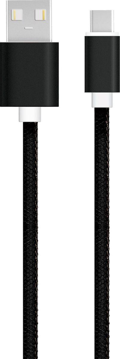 Akai CE-441B, Black дата-кабель USB 2.0-Type C (1 м)