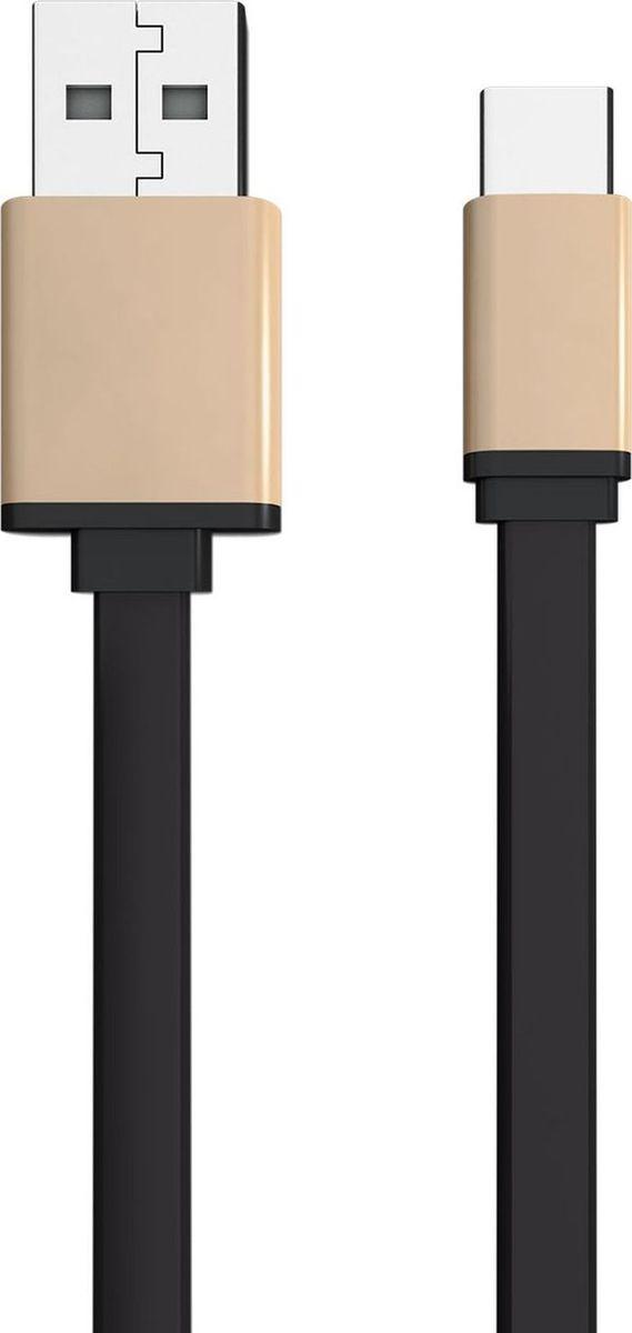 Akai CE-443B, Black дата-кабель USB 2.0-Type C (1 м)