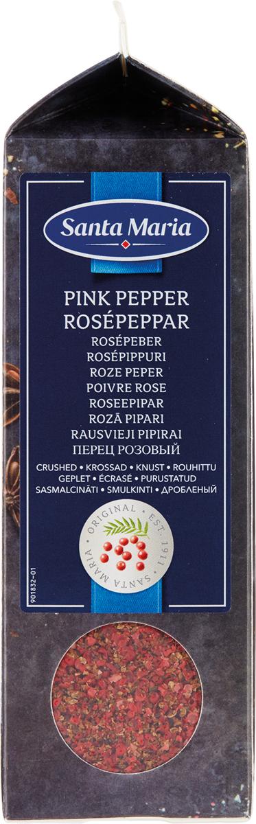 Santa Maria Перец розовый дробленый, 285 г santa maria анис целый 390 г
