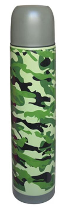 Термос Irit Home, цвет: хаки, 0,5 л. IRH-130 термос irit камни irh 127