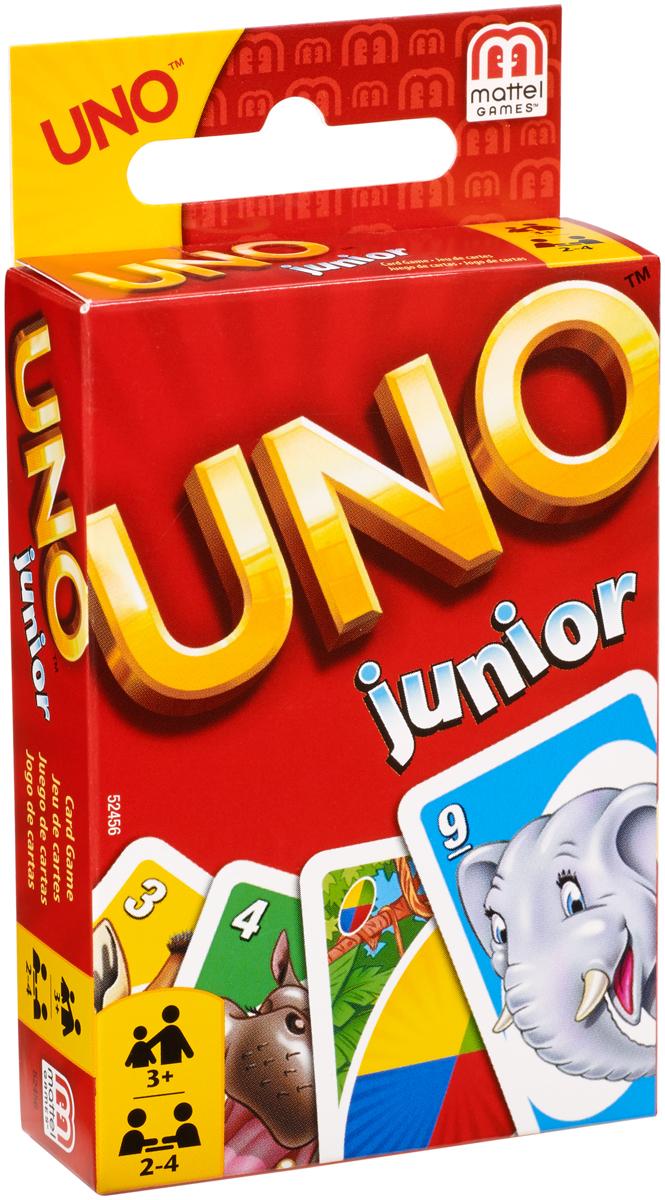 UNO Настольная игра Уно для детей uno mas uno