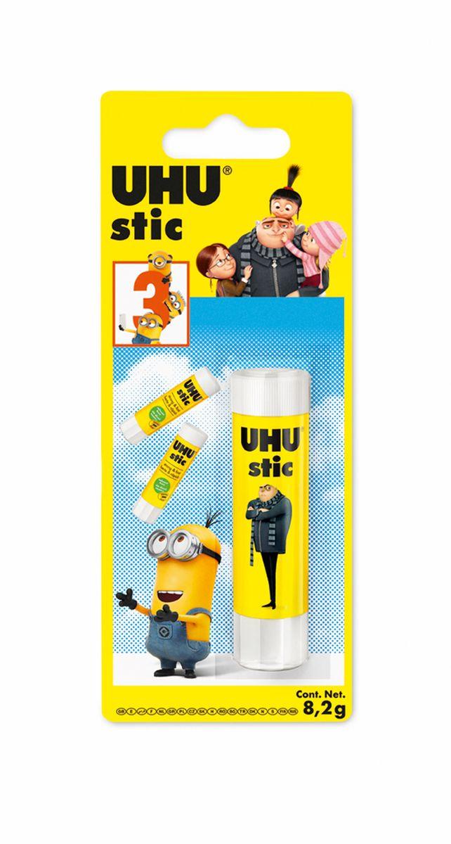 UHU Клеящий карандаш Гадкий Я-3 8,2 г карандаш я