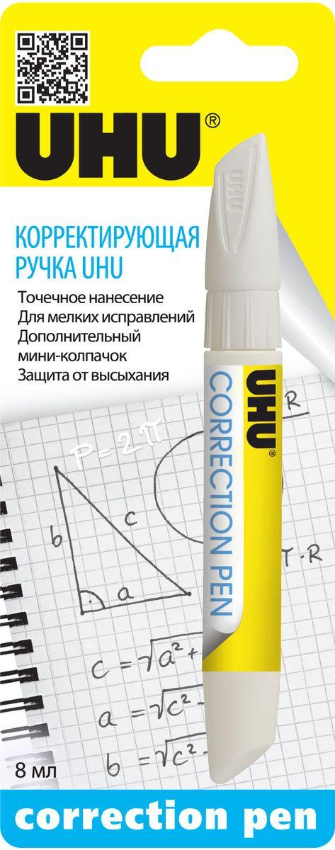 UHU Корректирующая ручка 8 мл uhu клеящий карандаш 8 2 г