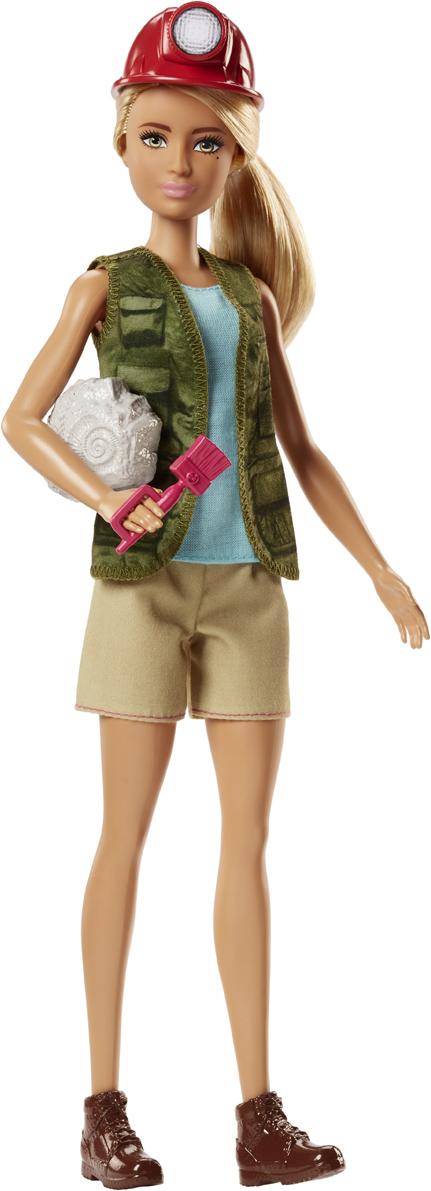 Barbie Кукла Палеонтолог цена 2017