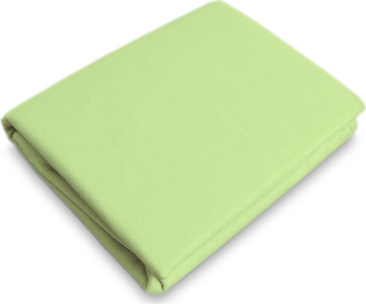 OL-Tex Наволочка детская Baby цвет светло-зеленый 40 х 60 см 2 шт