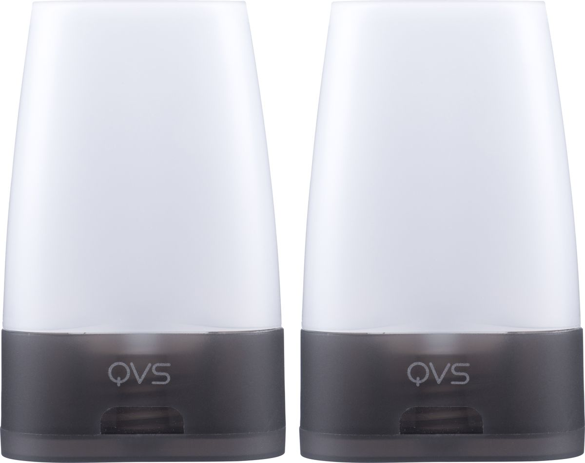 QVS Дорожные флаконы, 2 шт. 82-10-1721