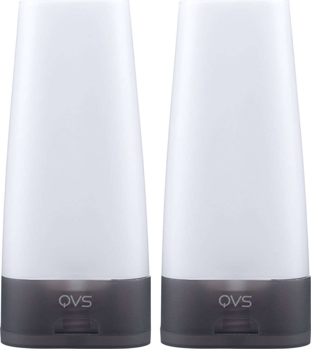 QVS Дорожные флаконы, 2 шт. 82-10-1723