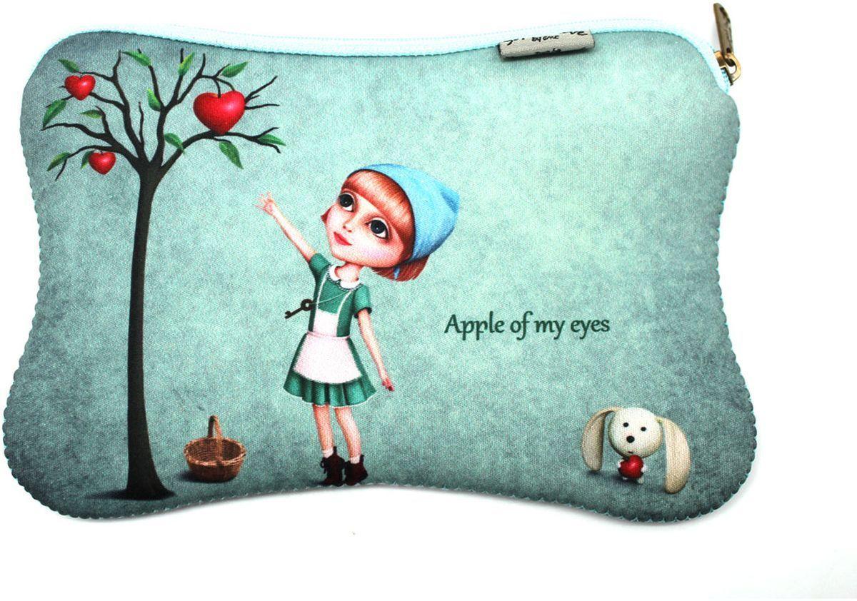 Еж-стайл Пенал-косметичка Sofia Apple Of My Eyes еж стайл линейка мишка на севере 18 5 см