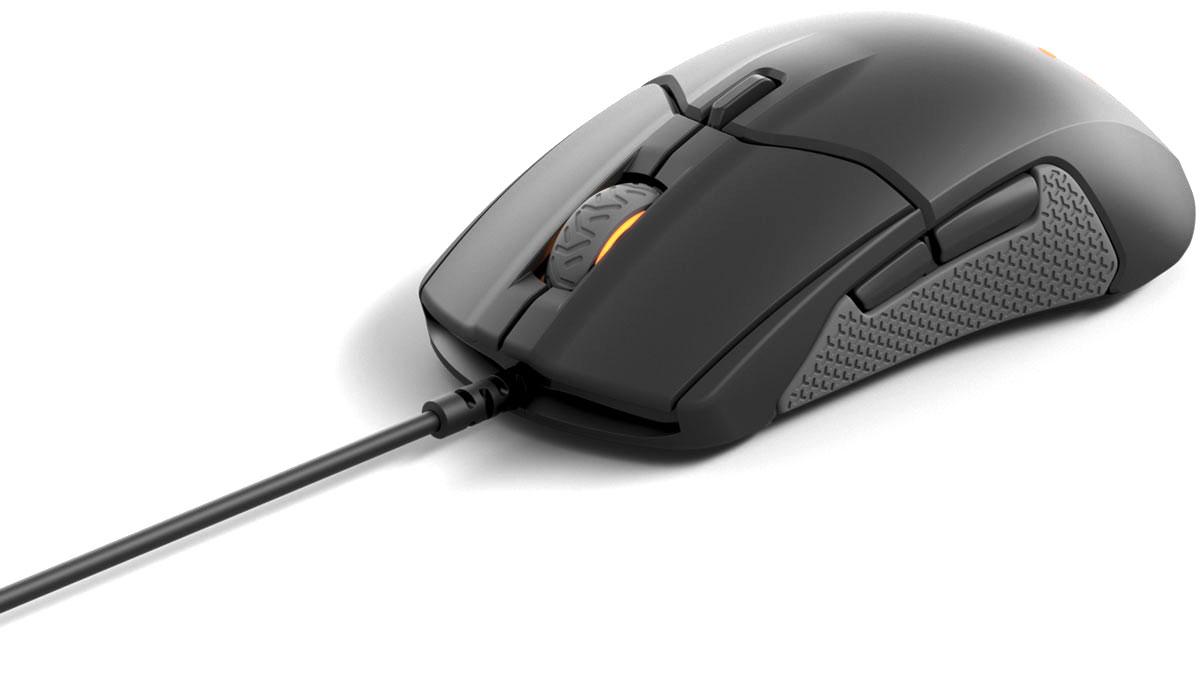 лучшая цена Игровая мышь SteelSeries Sensei 310, Black
