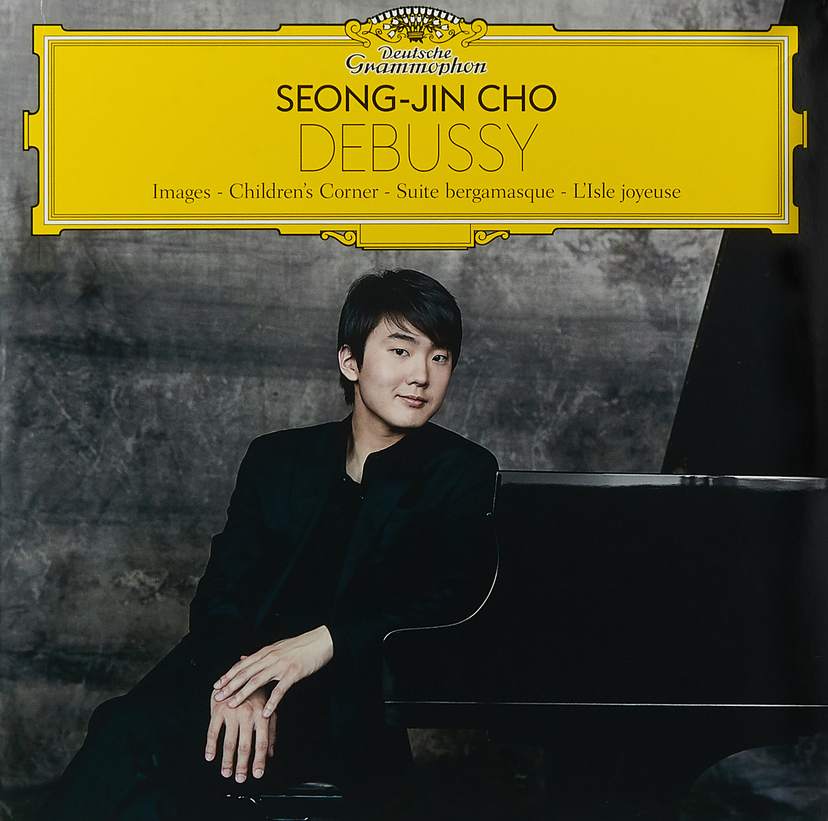 Seong-jin Cho. Debussy (2 LP) chopin chopincho seong jin piano concerto no 1 ballades 2 lp
