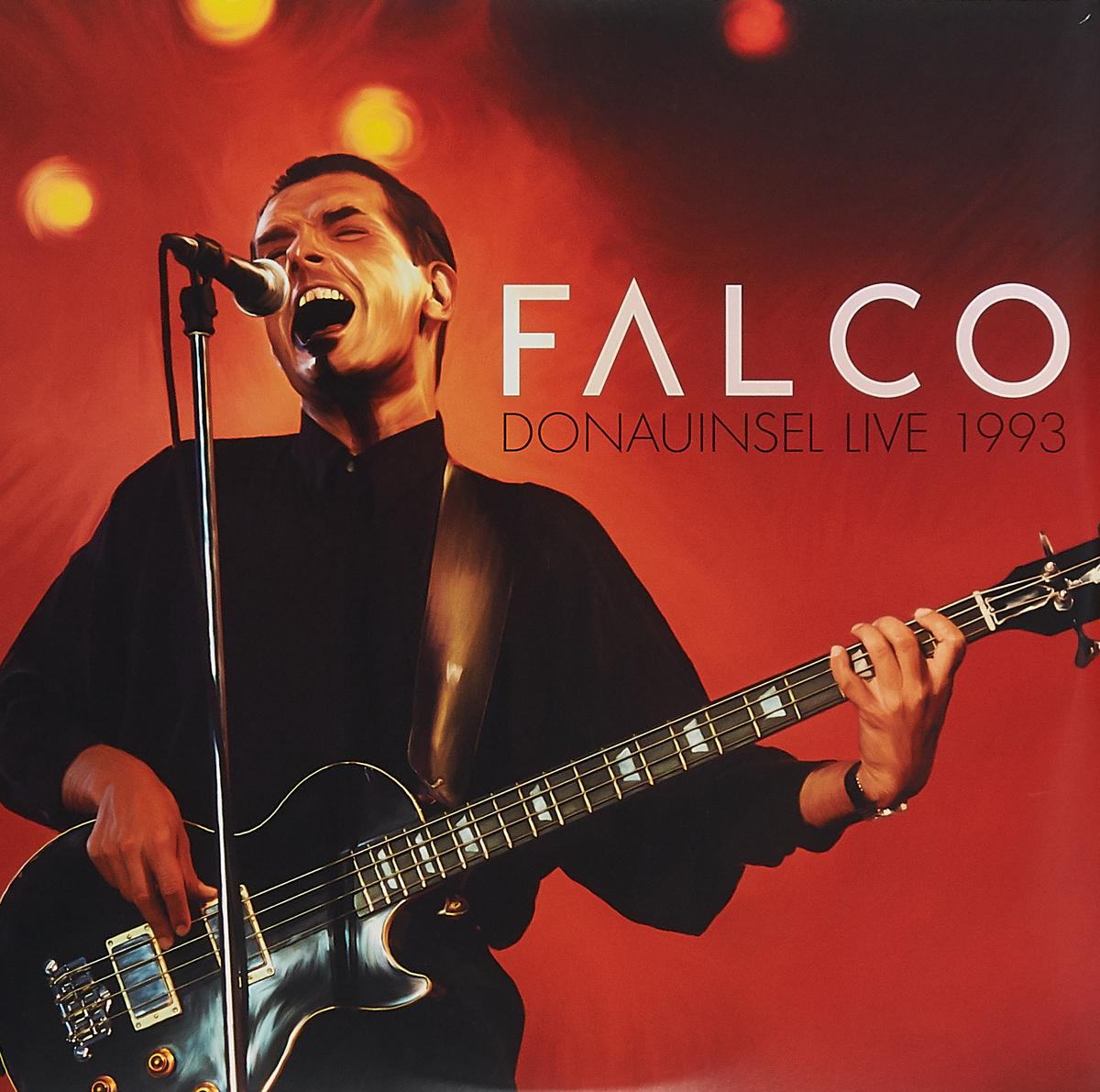 лучшая цена Falco Falco. Donauinsel Live 1993 (2 LP)
