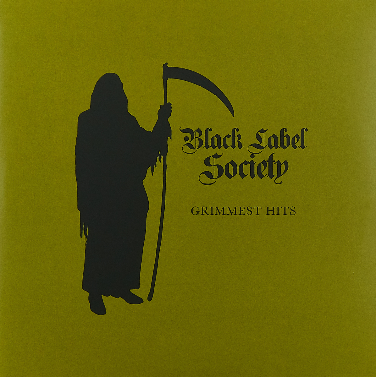 Black Label Society Black Label Society. Grimmest Hits (2 LP) razor r tec black label
