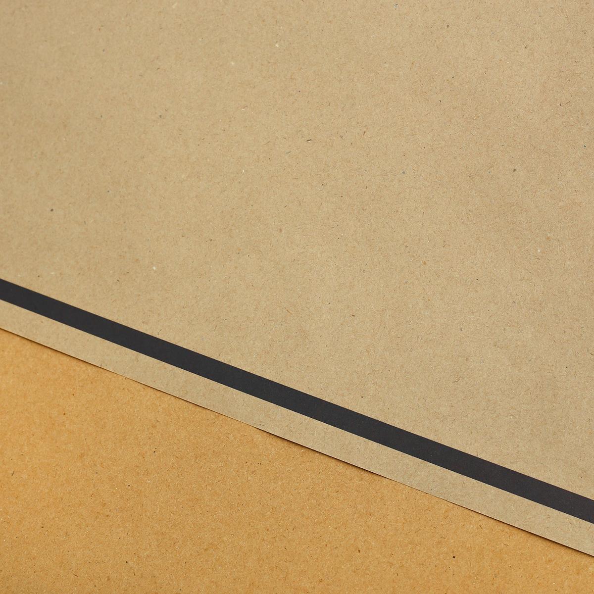 "Крафт бумага Дарите Счастье ""Пантон. Крафтовый белый"", односторонняя, 70 х 100 см"