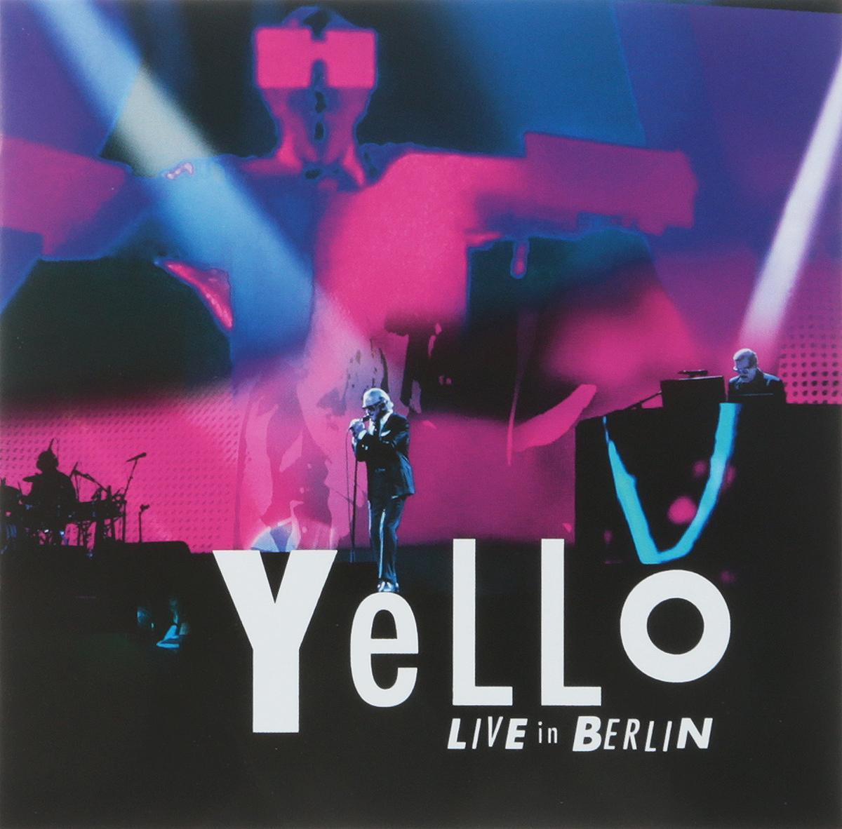 Yello Yello. Live In Berlin (2 CD) yello live in berlin