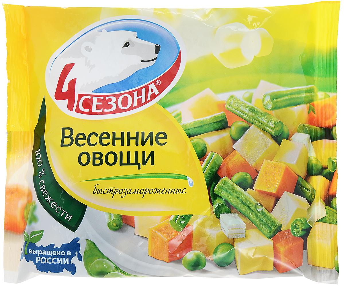 Фото - 4 Сезона Весенние овощи, 400 г 4 сезона грибы с картошкой 400 г