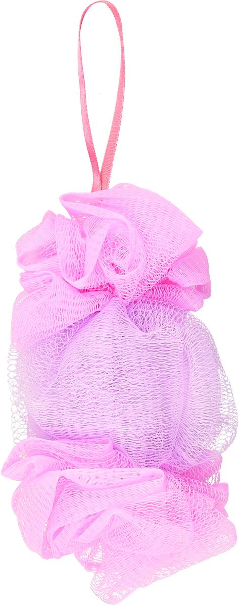 Мочалка Eva Карамель. Ladies, цвет в ассортименте. МС402 мочалка для тела eva ladies карамель