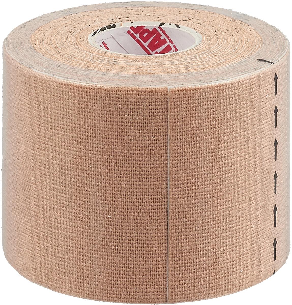 Кинезиотейп Rocktape Classic, цвет: телесный, 5 x 500 см кинезиотейп rocktape digit цвет телесный 2 5 x 500 см 2 шт