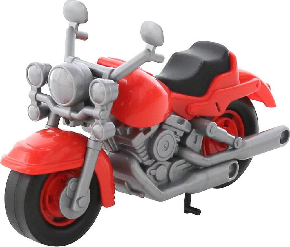 Полесье Гоночный мотоцикл Кросс цвет в ассортименте мотоцикл be2me сh 8819 красный