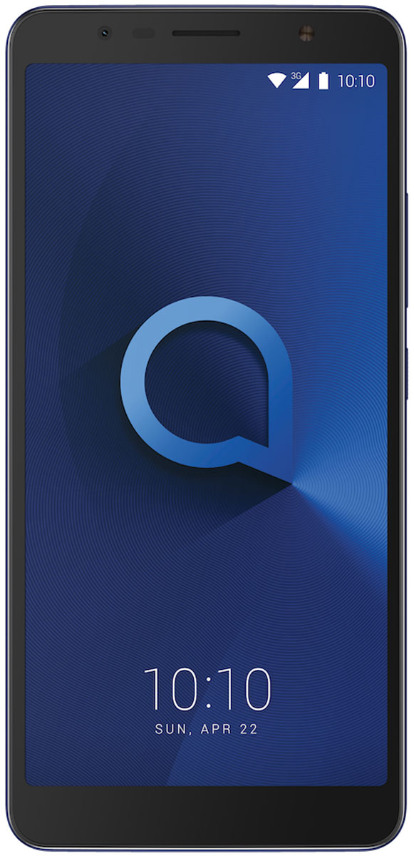Смартфон Alcatel 5026D 3C 1/16GB blue смартфон alcatel 3с 5026d синий